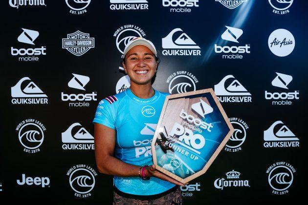 Carissa Moore, Pro Gold Coast 2019, Duranbah, Austrália. Foto: WSL / Cestari.