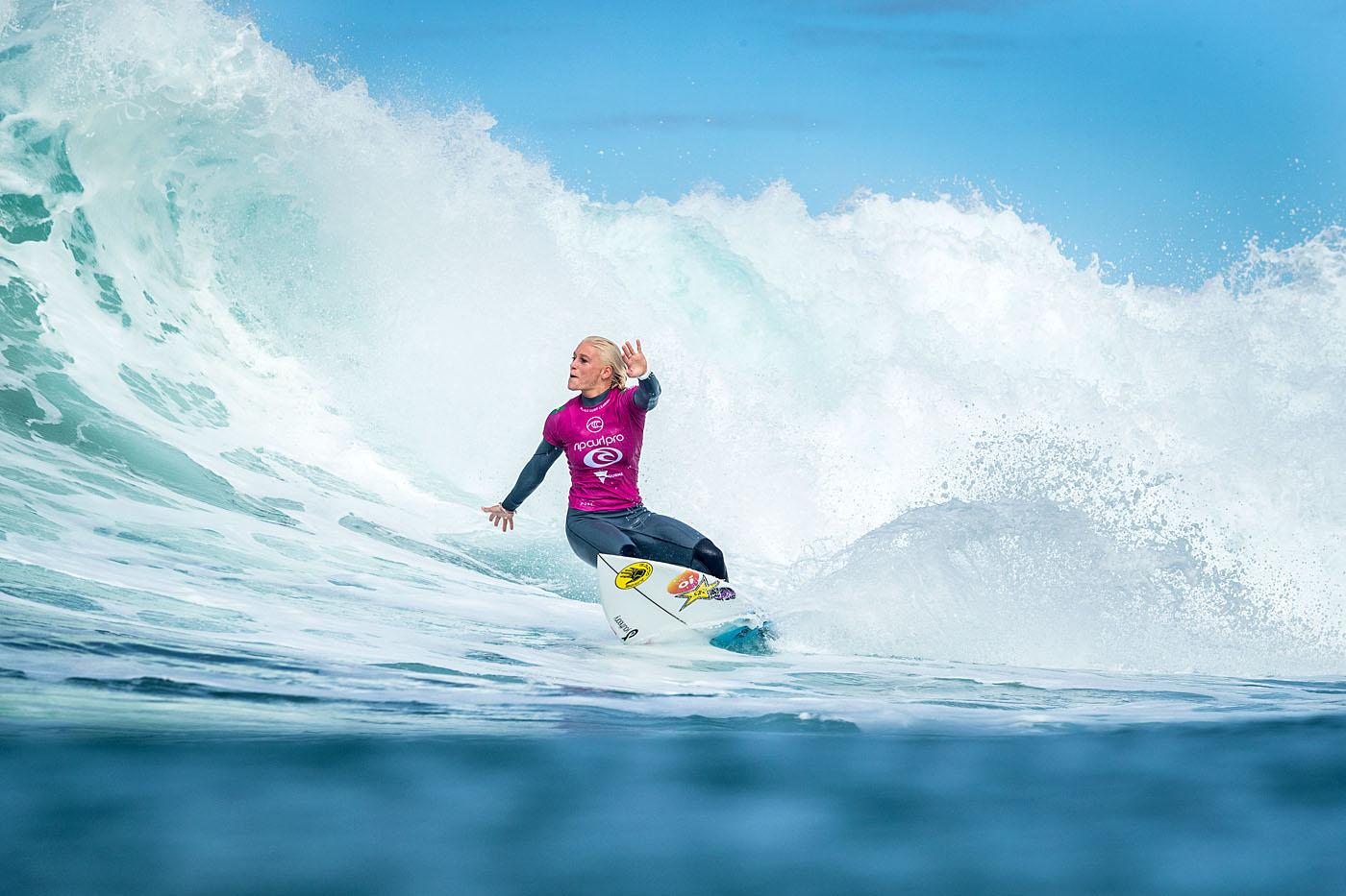 Tatiana Weston-Webb ocupa a última vaga no G-8 do ranking feminino.