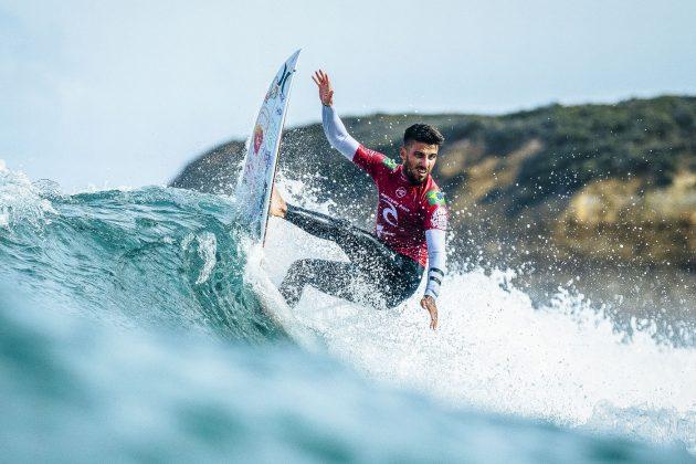 Filipe Toledo, Rip Curl Pro Bells Beach 2019, Winkipop, Austrália. Foto: WSL / Dunbar.