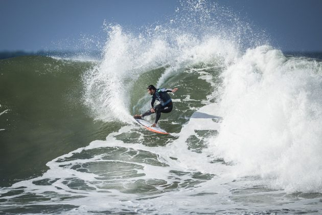 Willian Cardoso, Rip Curl Pro Bells Beach 2019, Austrália. Foto: WSL / Dunbar.