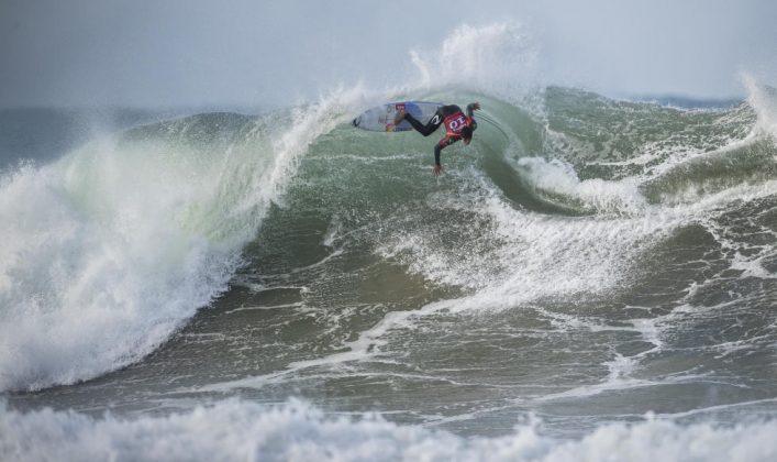 Gabriel Medina, Rip Curl Pro Bells Beach 2019, Austrália. Foto: Divulgação / WSL.