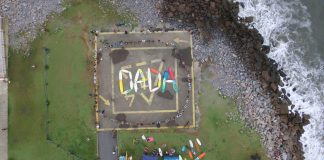 Galera celebra Dadá