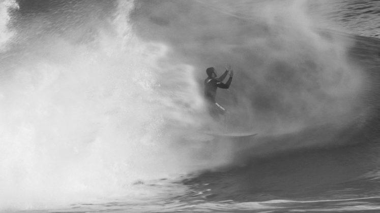 Lucas Chumbo, Pipeline, North Shore de Oahu, Havaí. Foto: Bruno Lemos / Sony Brasil.