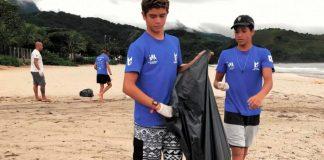 IGM recolhe o lixo