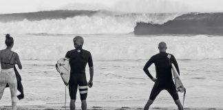A imprevisibilidade do surfe
