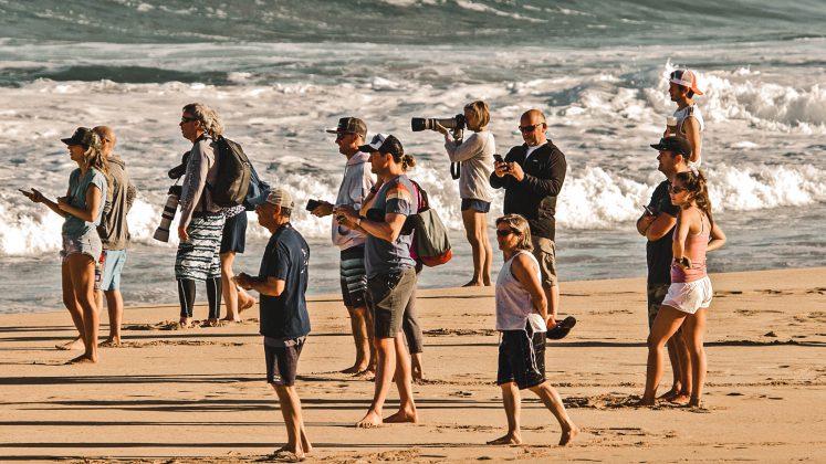 Pipeline, North Shore de Oahu, Havaí. Foto: Bruno Lemos / Lemosimages.com.