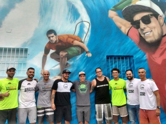 ONG Esporte Vida, Mongaguá (SP). Foto: Divulgação.