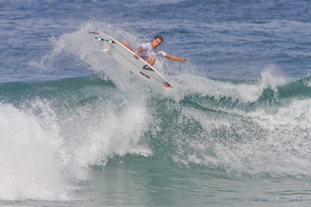 Mateus Herdy é um dos nomes confirmados no Portonave Surf Pro Navegantes.