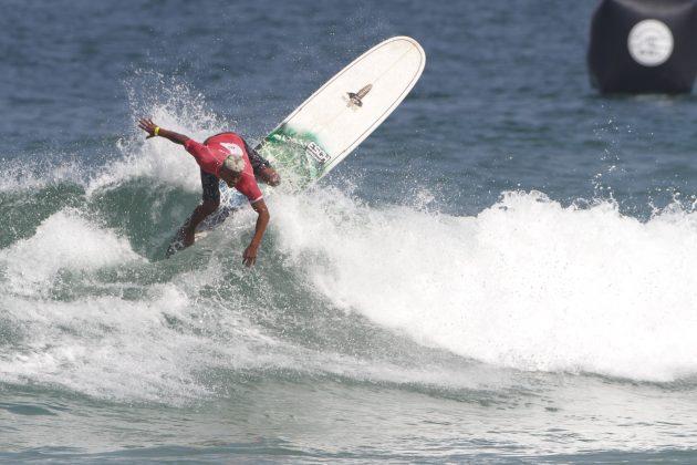 Alexandre Escobar, Oi Longboard Pro 2019, Barra da Tijuca, Rio de Janeiro (RJ). Foto: Pedro Monteiro.