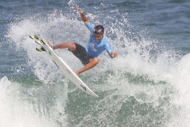 Daniel Adisaka, Oi Pro Junior Series 2019, Barra da Tijuca, Rio de Janeiro (RJ). Foto: Pedro Monteiro.