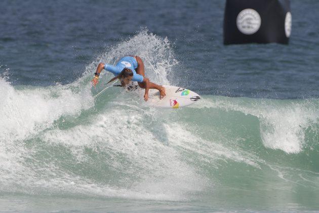 Tainá Hinckel, Oi Pro Junior Series 2019, Barra da Tijuca, Rio de Janeiro (RJ). Foto: Pedro Monteiro.