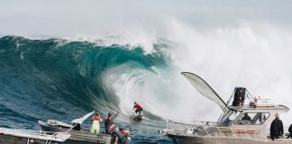 Red Bull Cape Fear 2019, Shipstern Bluff, Tasmânia