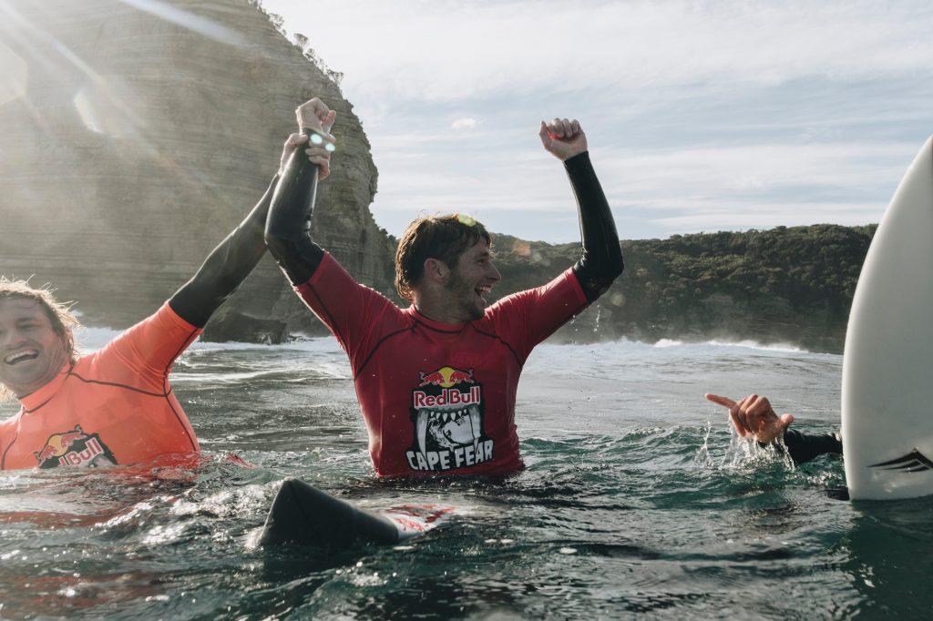 Red Bull Cape Fear 2019, Shipstern Bluff, Tasmânia