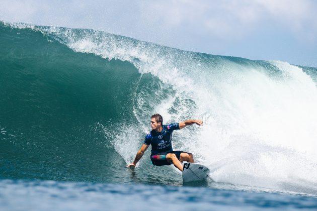 Ryan Callinan, Bali Protected 2019, Keramas, Indonésia. Foto: WSL / Dunbar.