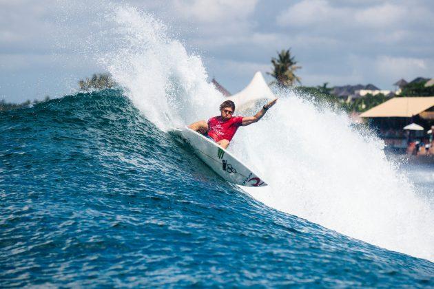 Conner Coffin, Bali Protected 2019, Keramas, Indonésia. Foto: WSL / Dunbar.