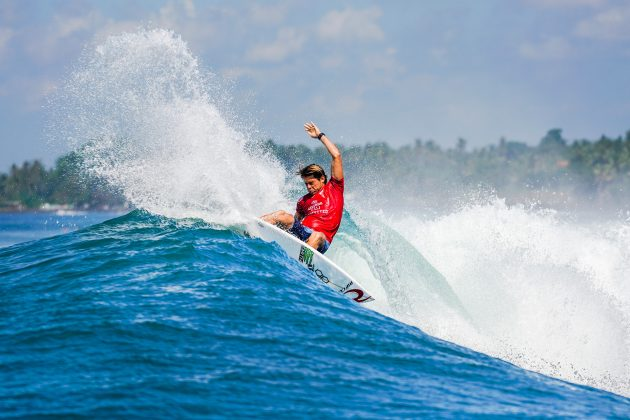 Conner Coffin, Bali Protected 2019, Keramas, Indonésia. Foto: WSL / Dorsey.