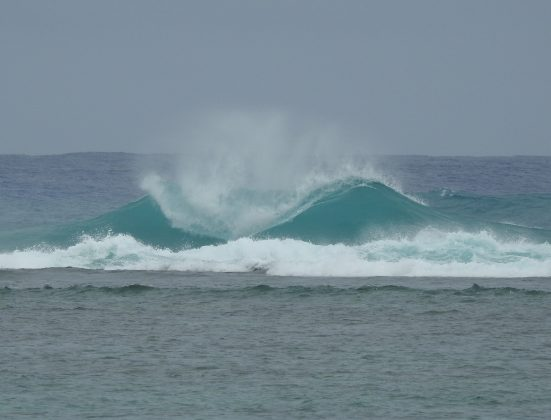 Aitutaki, Ilhas Cook. Foto: Arquivo pessoal.