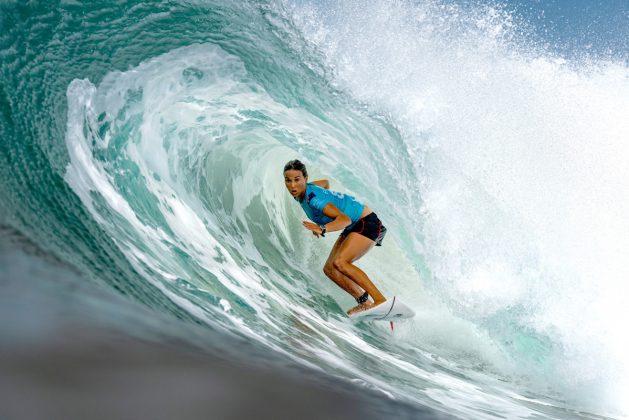 Sally Fitzgibbons, Bali Protected 2019, Keramas, Indonésia. Foto: WSL / Dorsey.