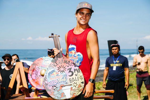 Eli Hanneman, Red Bull Airbone 2019, Keramas, Indonésia. Foto: WSL / Dunbar.