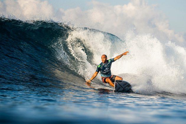 Jadson André, Bali Protected 2019, Keramas, Indonésia. Foto: WSL / Dunbar.