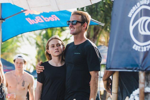 Josh Kerr, Red Bull Airbone 2019, Keramas, Indonésia. Foto: WSL / Miers.