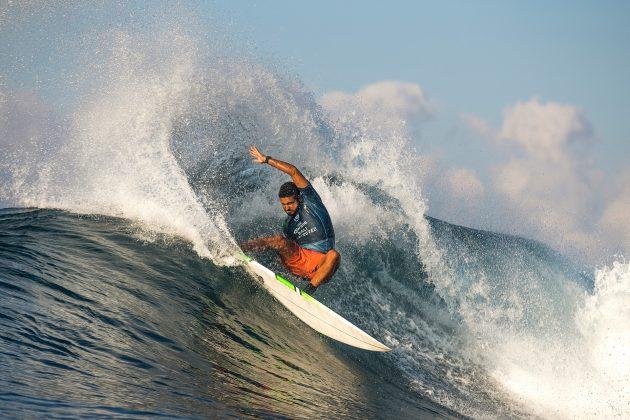 Michael Rodrigues, Bali Protected 2019, Keramas, Indonésia. Foto: WSL / Dunbar.