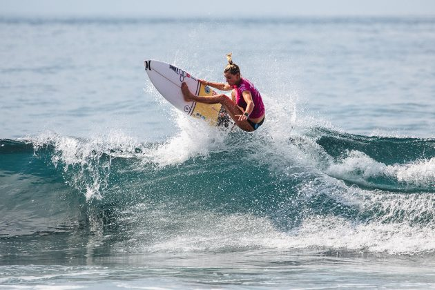 Lakey Peterson, Bali Protected 2019, Keramas, Indonésia. Foto: WSL / Dunbar.
