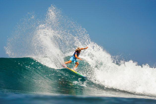 Ricardo Christie, Bali Protected 2019, Keramas, Indonésia. Foto: WSL / Dorsey.
