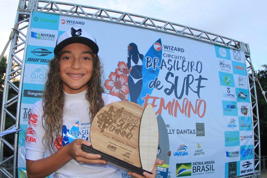 Circuito Brasileiro Feminino 2019, Itamambuca, Ubatuba (SP)