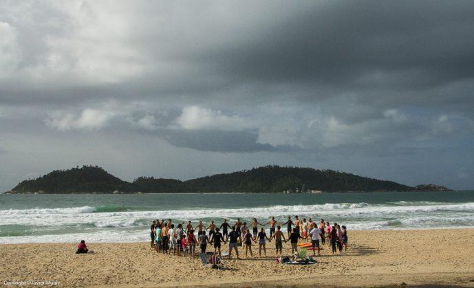 Homenagem a Rafa Piccoli, Campeche, Florianópolis (SC). Foto: Tayran Muniz.