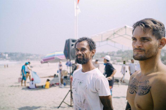 Homenagem a Rafa Piccoli, Puerto Escondido, México. Foto: Ecoa Filmes.