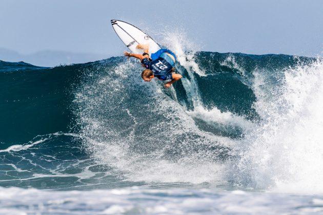 Adrian Buchan, Bali Protected 2019, Keramas, Indonésia. Foto: WSL / Dunbar.
