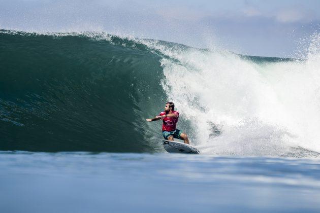Joan Duru, Bali Protected 2019, Keramas, Indonésia. Foto: WSL / Dunbar.