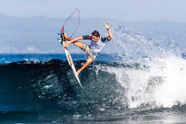 Leonardo Fioravanti, Bali Protected 2019, Keramas, Indonésia. Foto: WSL / Dunbar.