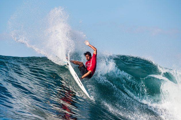 Jeremy Flores, Bali Protected 2019, Keramas, Indonésia. Foto: WSL / Dunbar.