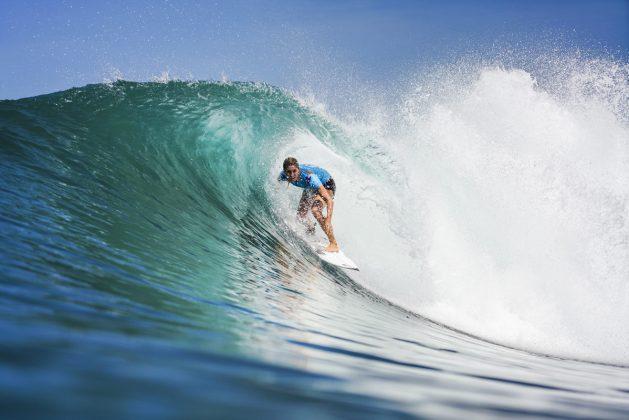 Stephanie Gilmore, Bali Protected 2019, Keramas, Indonésia. Foto: WSL / Dorsey.