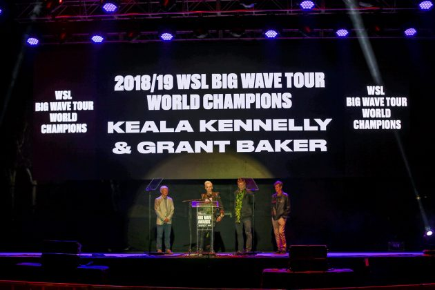 Big Wave Awards, Redondo Beach, Los Angeles (EUA). Foto: © WSL / Wlodarczyk.