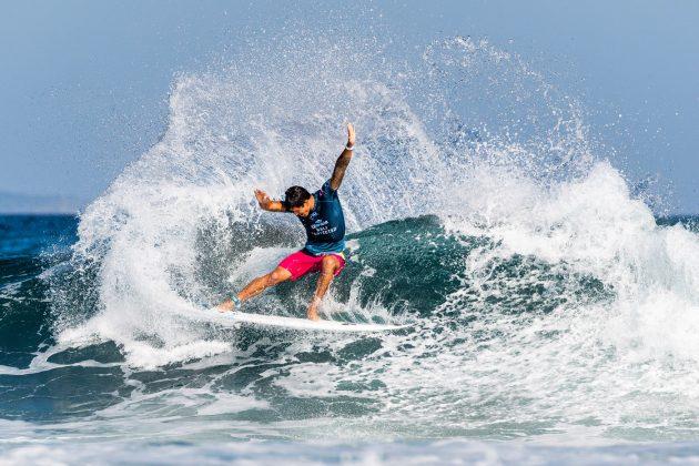 Ezekiel Lau, Bali Protected 2019, Keramas, Indonésia. Foto: WSL / Dunbar.
