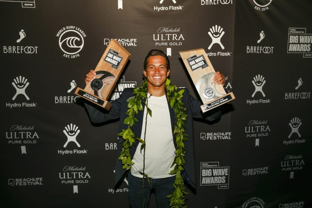 Kai Lenny, Big Wave Awards, Redondo Beach, Los Angeles (EUA). Foto: © WSL / Wlodarczyk.