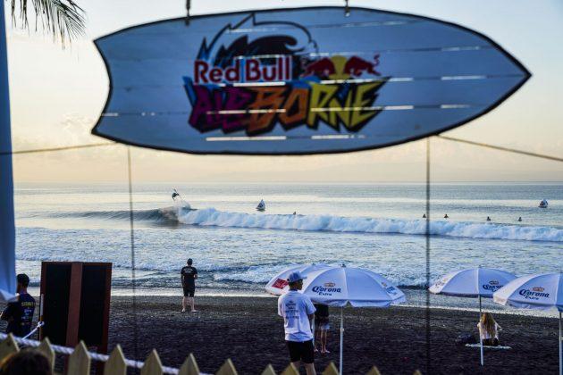 Lineup, Red Bull Airbone 2019, Keramas, Indonésia. Foto: Divulgação / WSL.