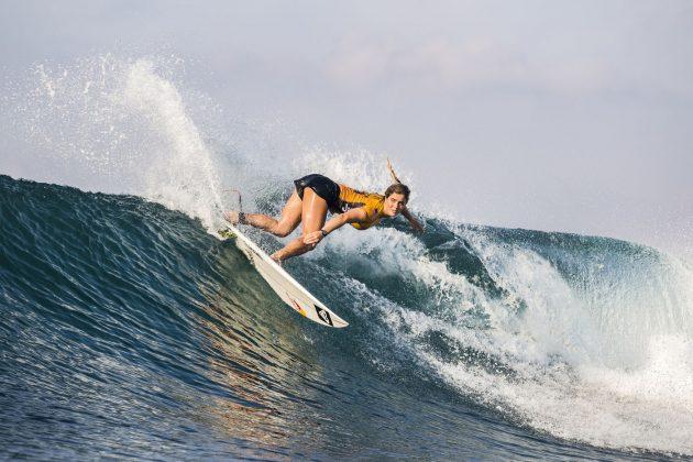 Caroline Marks, Bali Protected 2019, Keramas, Indonésia. Foto: WSL / Dunbar.