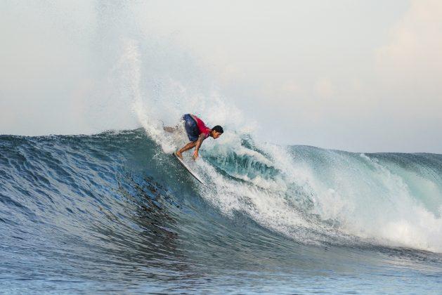 Gabriel Medina, Bali Protected 2019, Keramas, Indonésia. Foto: WSL / Dorsey.