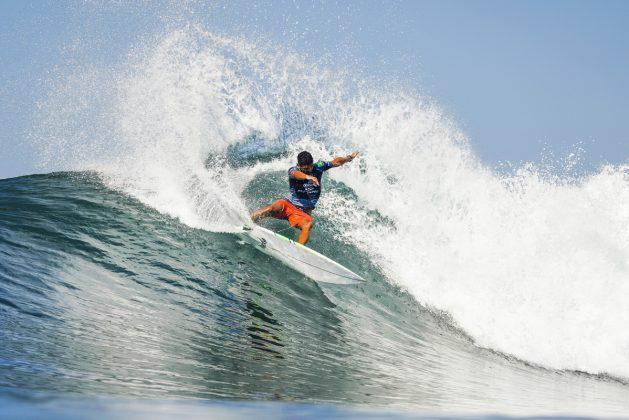 Michael Rodrigues, Bali Protected 2019, Keramas, Indonésia. Foto: WSL / Dorsey.