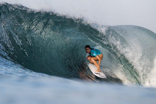 Nikki Van Dijk, Bali Protected 2019, Keramas, Indonésia. Foto: WSL / Dunbar.