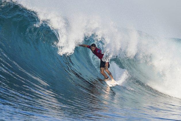 Mikey Wright, Bali Protected 2019, Keramas, Indonésia. Foto: WSL / Dorsey.