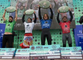 Maui and Sons Arica Pro Tour 2019, El Gringo, Chile