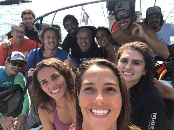 Dia Mundial dos Oceanos, Camburi, São Sebastião (SP). Foto: Divulgação.