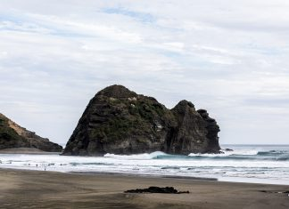 Piha, Nova Zelândia