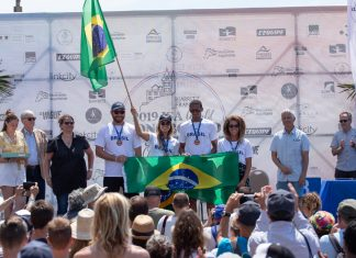 ISA World Longboard Championship 2019, Biarritz, França