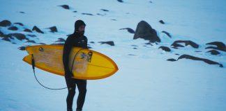 Nas profundezas do Ártico